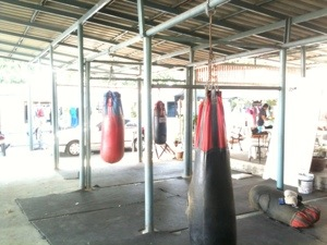Muay Thai…..