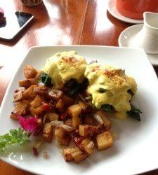 Breakfast…..