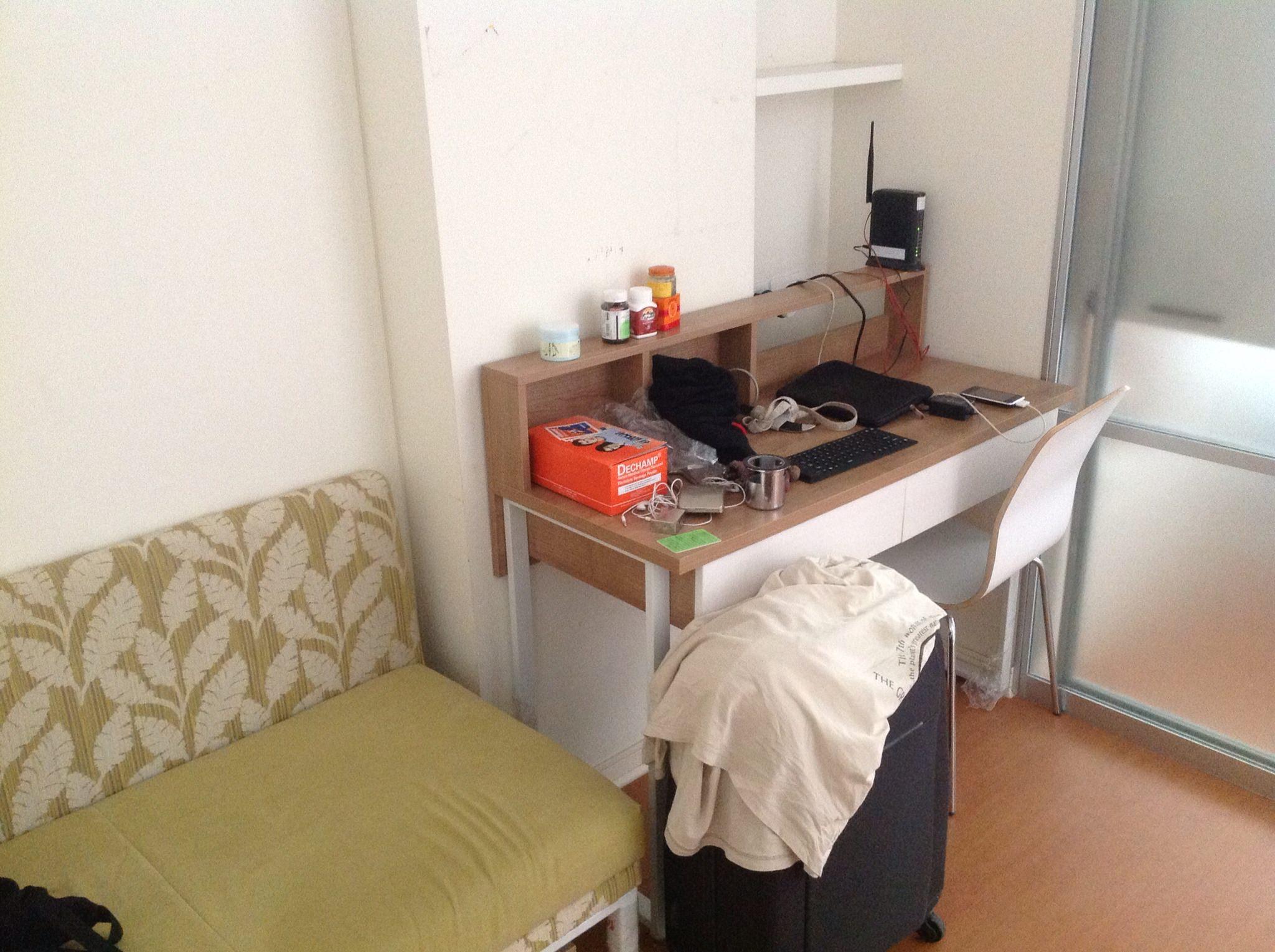 Apartment…..