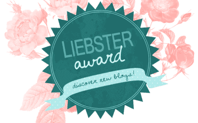 Nominated for the Liebster Award 2017
