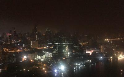 Chao Phraya River…..