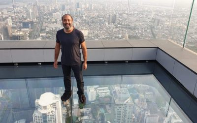 Bangkok's Highest Observation Deck and Rooftop Bar…..