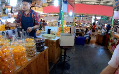 Yellow Market, Salaya, Thailand…..