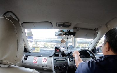 Taxi Ride…..